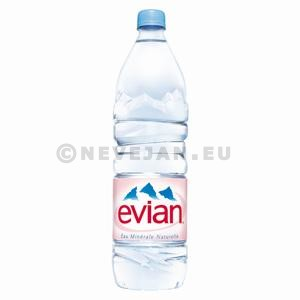 evian 6x1 5l pet eau minerale. Black Bedroom Furniture Sets. Home Design Ideas