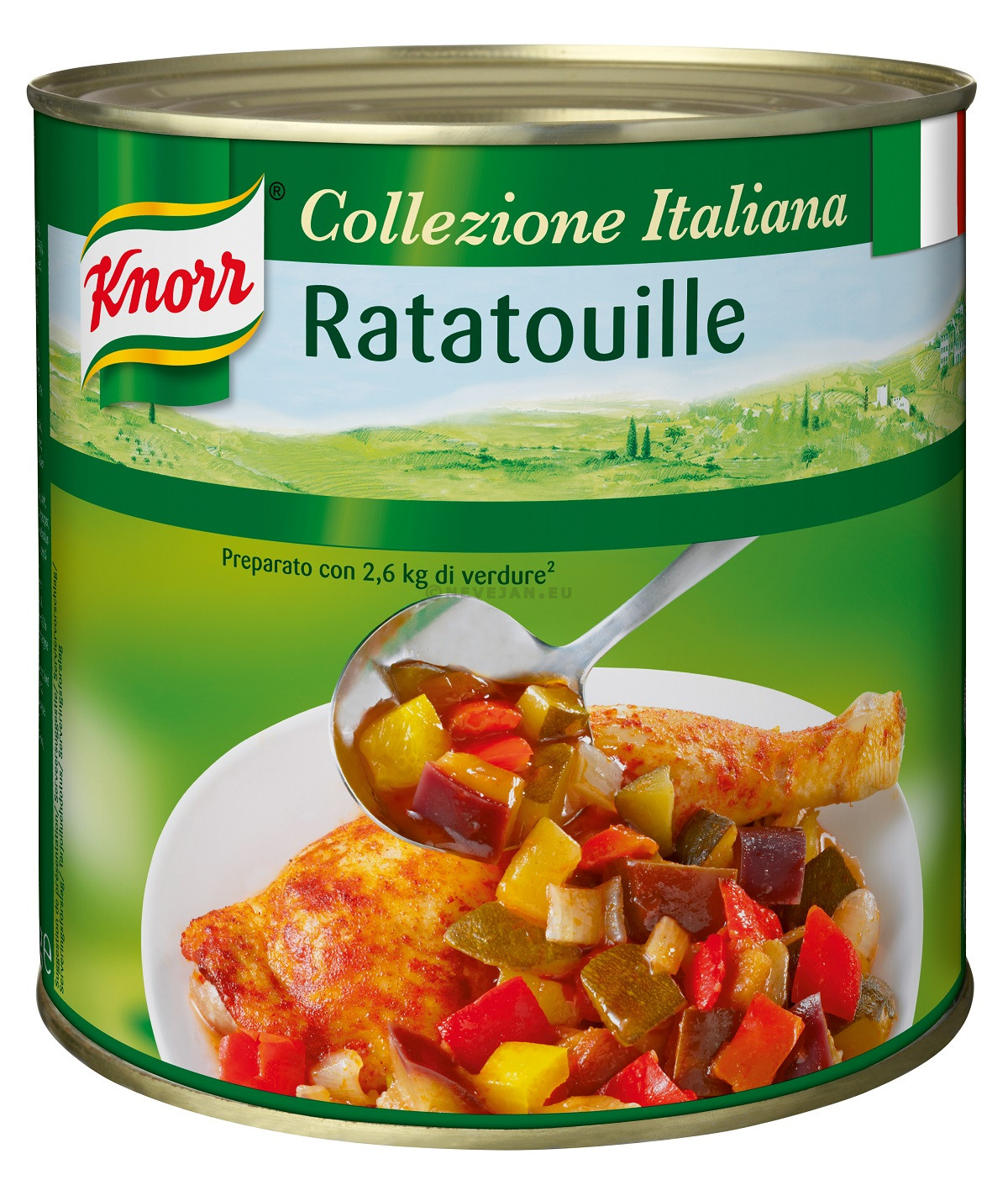 Knorr Ratatouille 3L Collezione Italiana