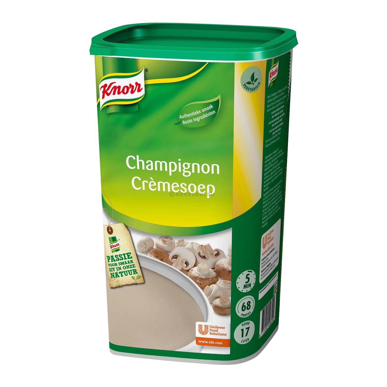 Knorr champignonsoep 1.365kg Dagsoep