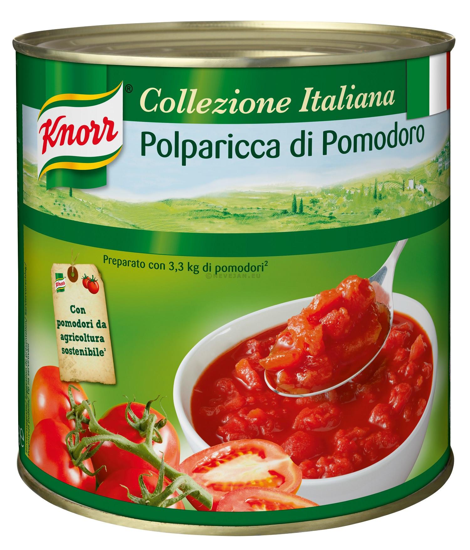 Knorr polparicca 3l collezione italiana