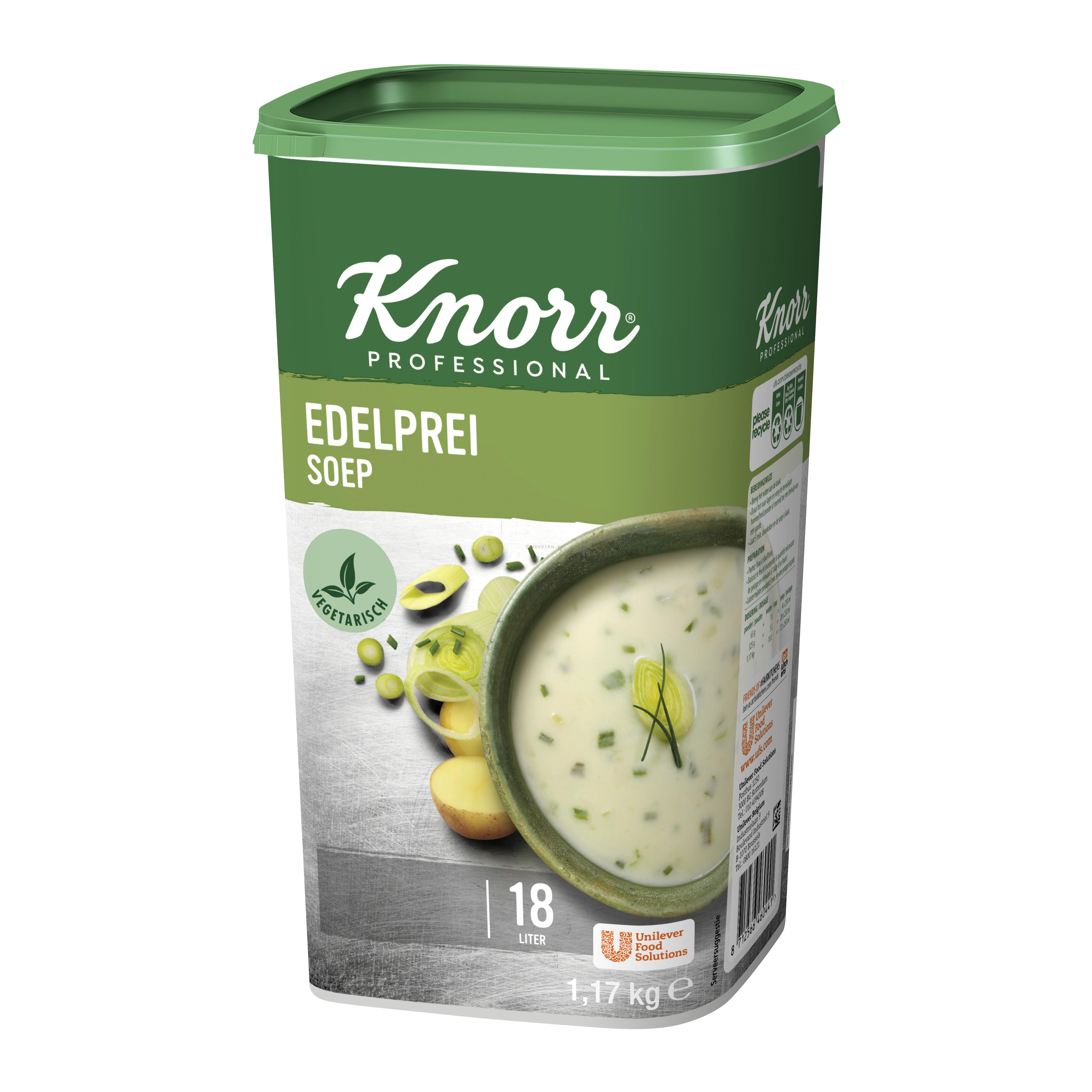 Knorr edelpreisoep 1.17kg Professional