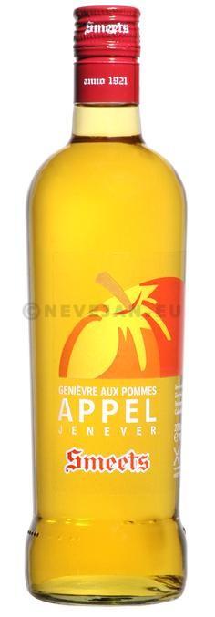 Smeets appeljenever 70cl 20%