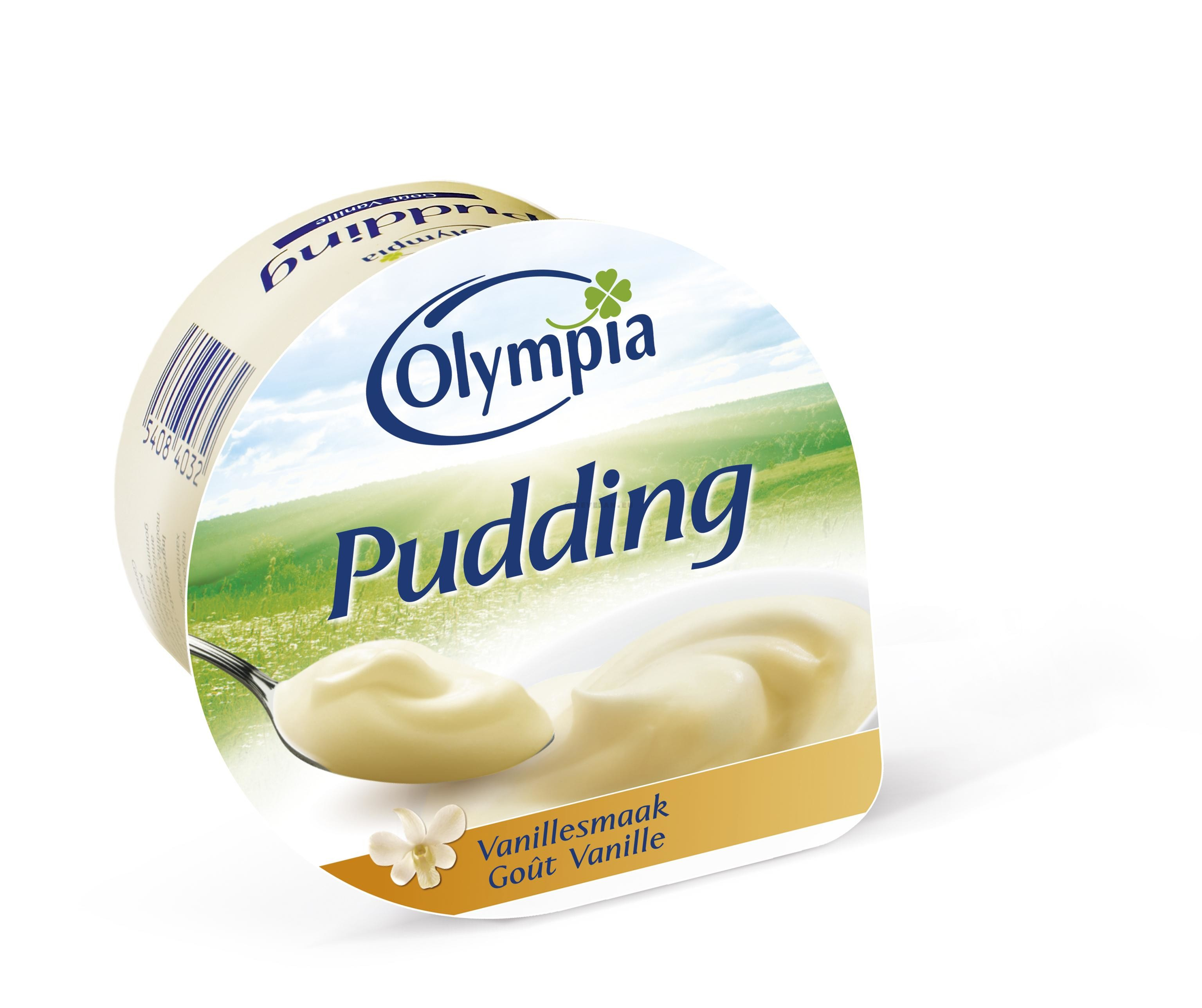 Olympia vanillepudding 100gr