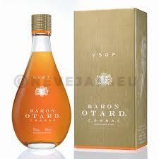 Cognac otard x.o. 70cl 40% doos