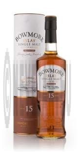 Bowmore 15 Years Sherrywood 70cl 43% Islay Single Malt Scotch Whisky