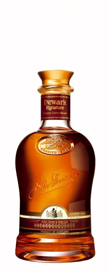 Dewar's Signature Whisky 70cl 43%
