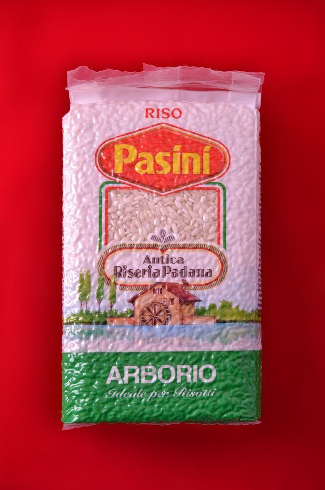 Risoto arborio 20x1kg pasini (rijst voor risotto)