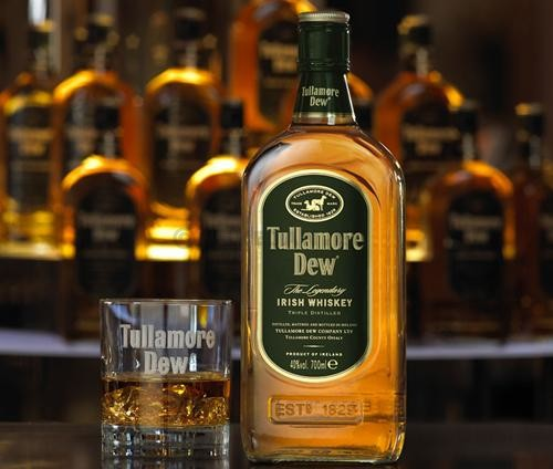 Tullamore Dew 70cl 40% Irish Whiskey