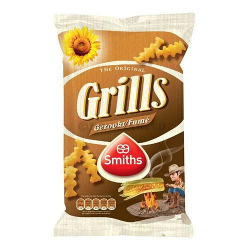 Smiths Grills gerookt 24x30gr