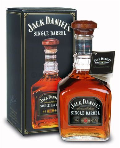 Jack daniel's single barrel 70cl 45% whiskey