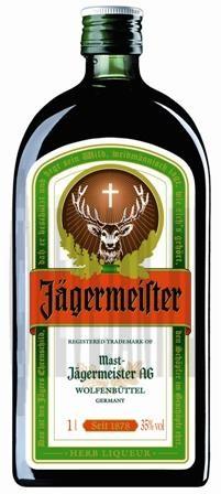 1 Liter Jägermeister