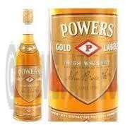 Powers Gold Label 70cl 40% Irish Whiskey