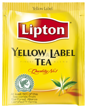 Lipton Thee 1.8gr Yellow Label 100st Professional