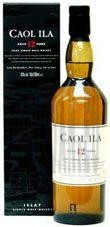 Malt whisky caol ila 12year 70cl 43% islay