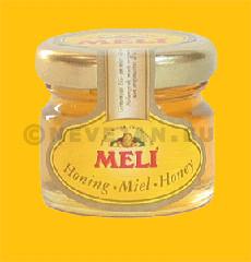 Meli vaste honing 34x28gr bokaal