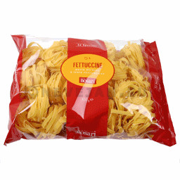 Nosari fettuccine naturel 0003 12x500gr all'uovo