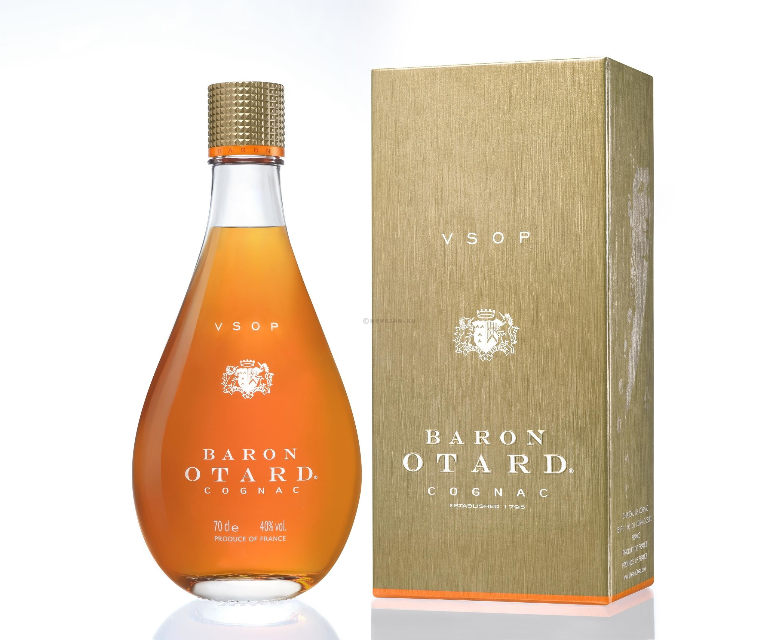 Cognac Otard V.S.O.P. 70cl 40%