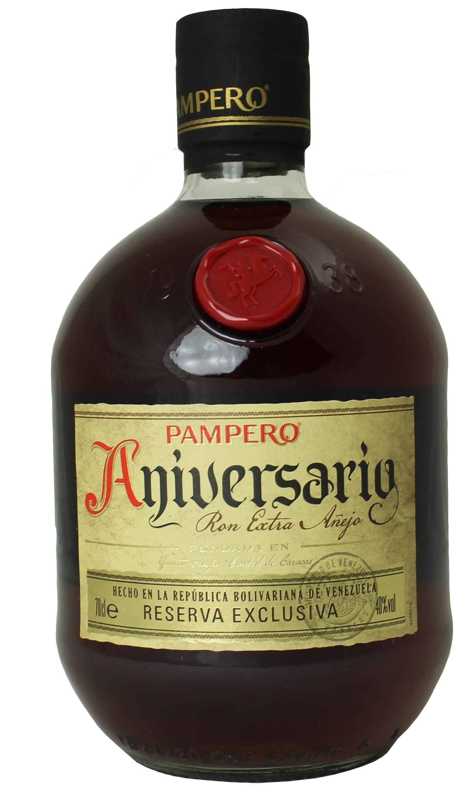 Pampero Aniversario rum 70cl 40%