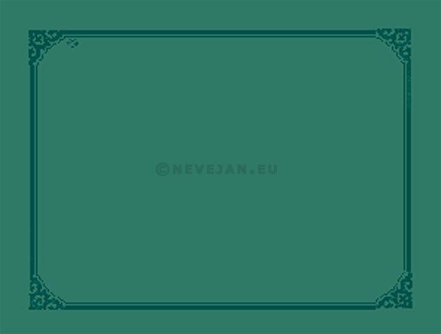 Placemats donkergroen 31x42cm 500st celtona