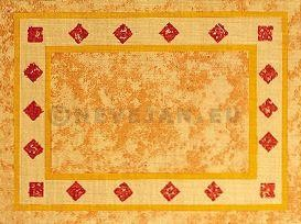 Placemats Palazzo Orange 31x42cm 500st Lotus Professional
