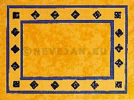 Placemats Palazzo Blue 31x42cm 500st Lotus Professional