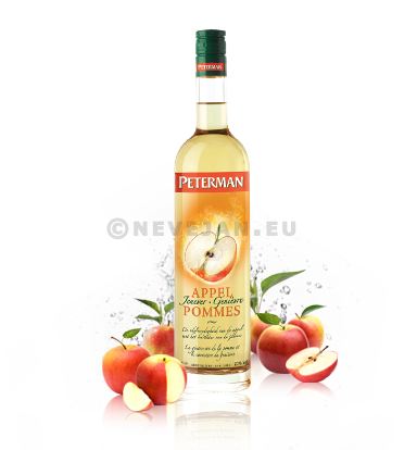 Peterman Appeljenever 70cl 20%