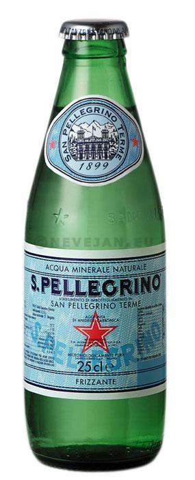 Water San Pellegrino 24x25cl bak