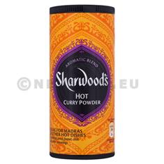 Hot Curry powder Sharwoods 110gr