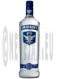 Vodka Smirnoff Blue Label 1L 50%