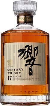 Suntory Hibiki 17 Years 70cl 43% Blended Japanese Whisky