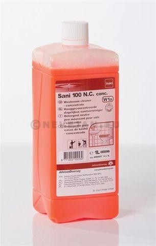 Taski sani 100 1l dagelijks sanitairreiniger