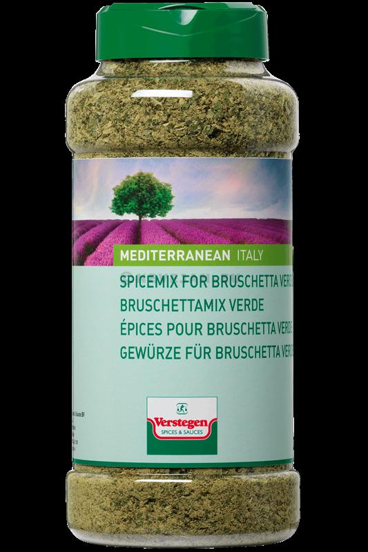 Verstegen bruschettamix verde 350gr 1LP