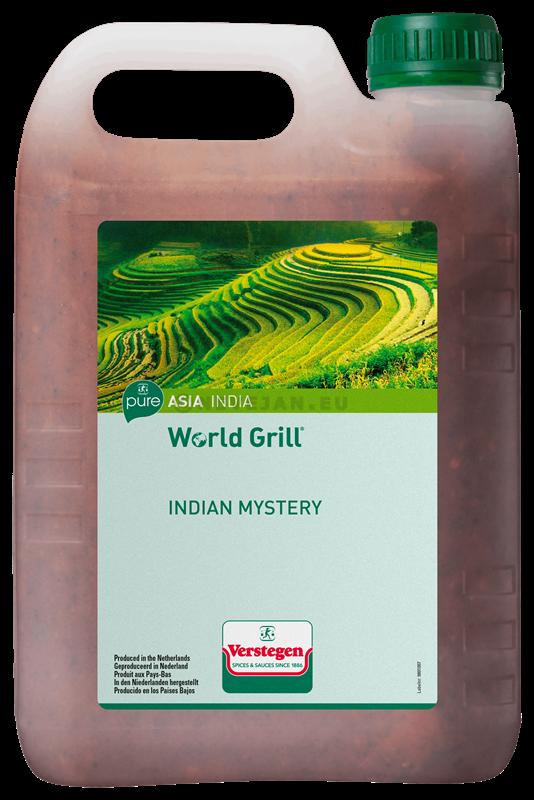 Verstegen world grill indian mystery 2.5l