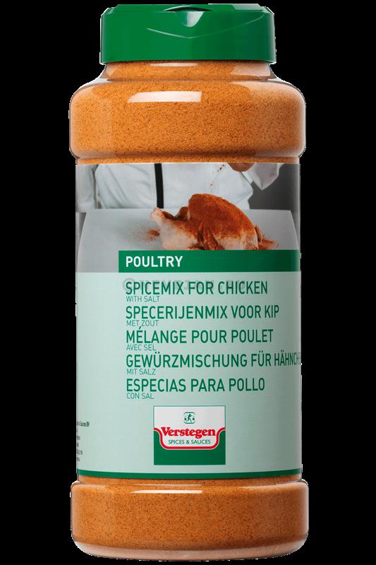 Verstegen kipkruiden met zout 870gr 1lp