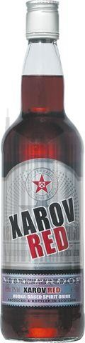 Vodka xarov red 70cl 21%