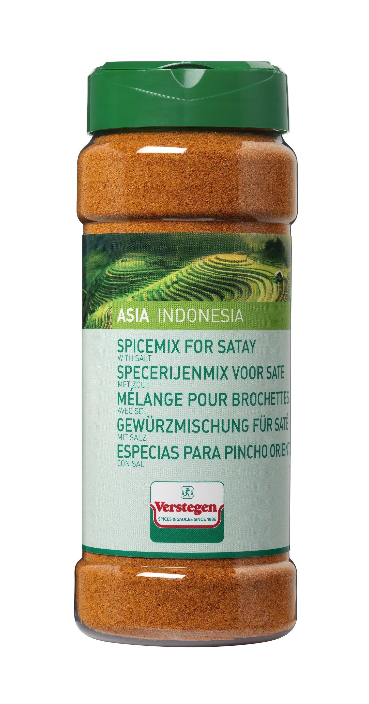 Verstegen satékruiden met zout 810gr 1lp