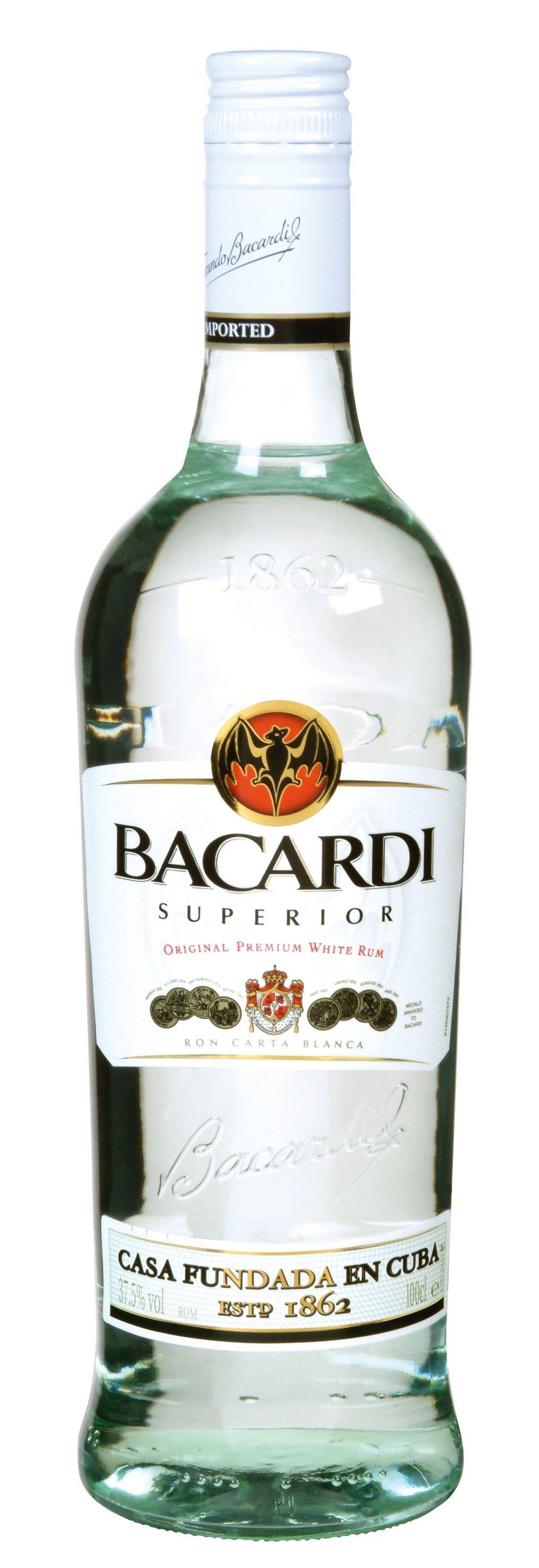 Rum bacardi superior 3l 37.5%