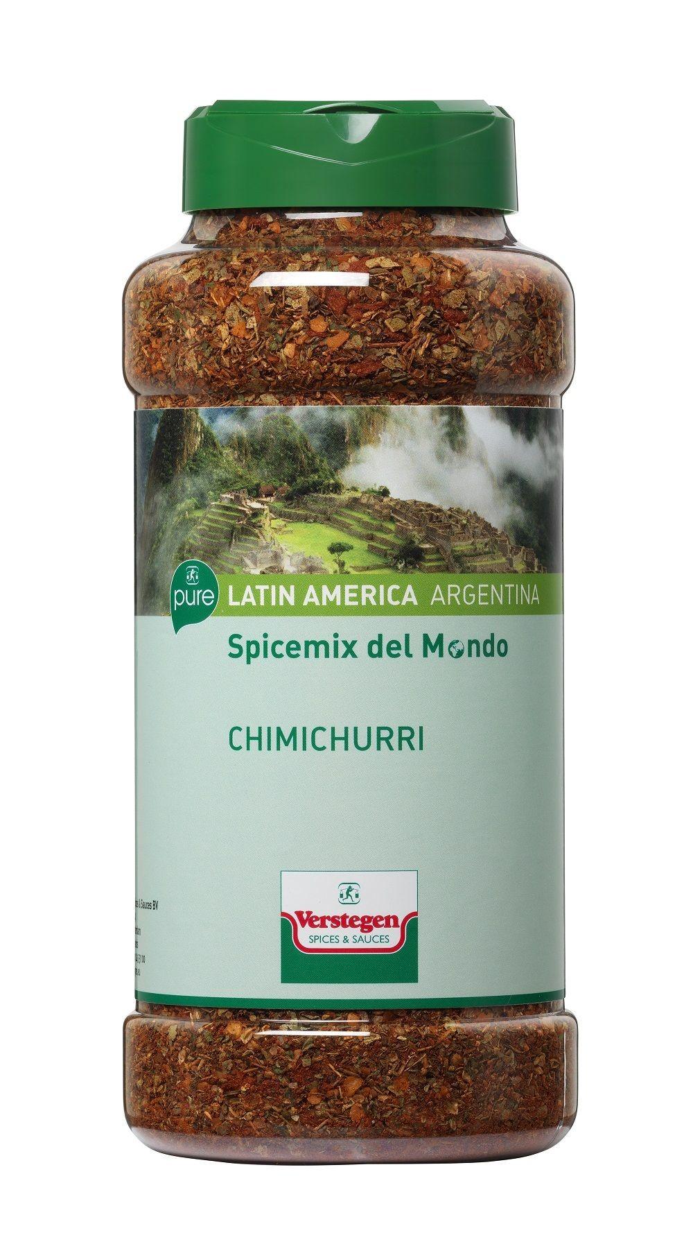 Verstegen Spicemix del Mondo chimichurri 500gr 1LP