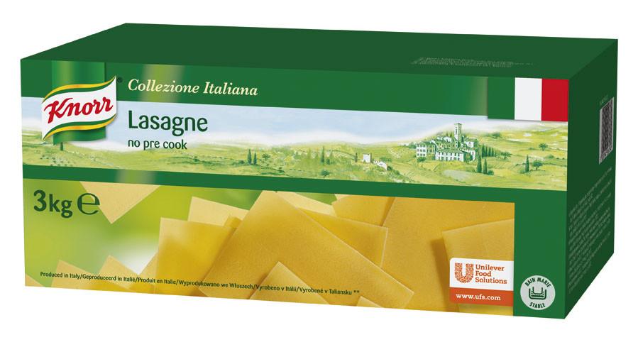 Knorr Lasagne 3kg Collezione Italiana