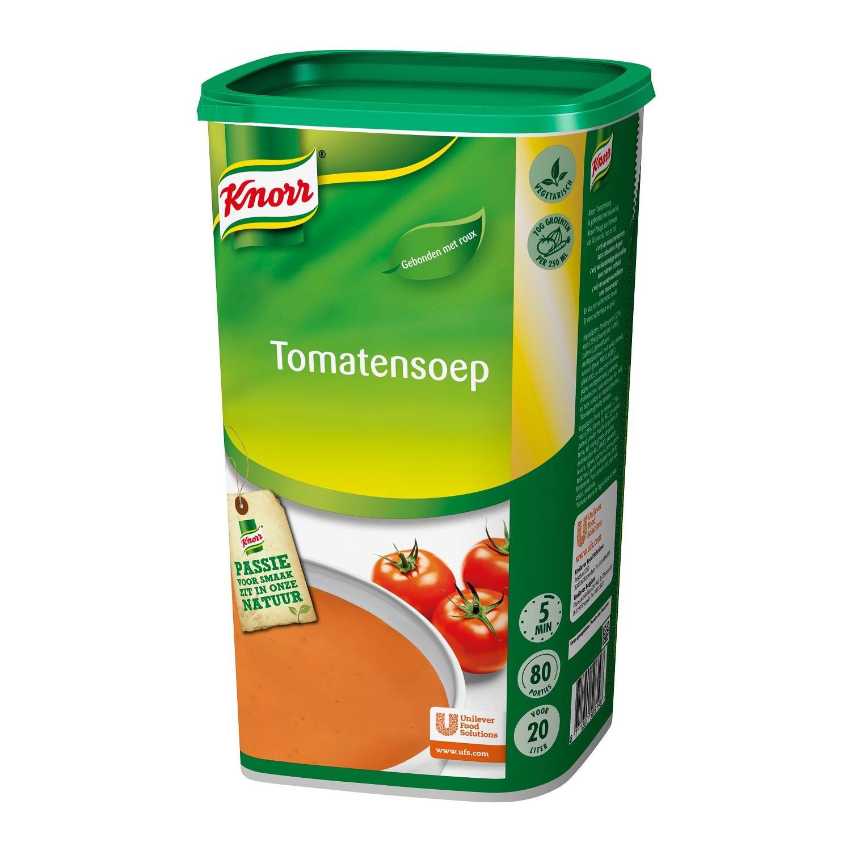 Knorr tomatensoep 1.495kg dagsoep
