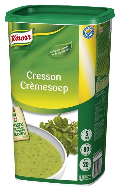 Knorr cresson-cremesoep 1.20kg Dagsoep