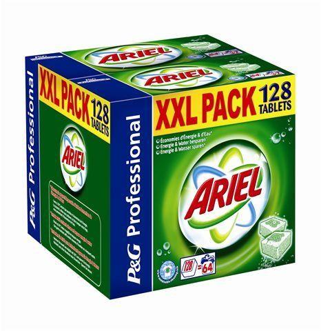 Ariel tablets 2x64st = 128st