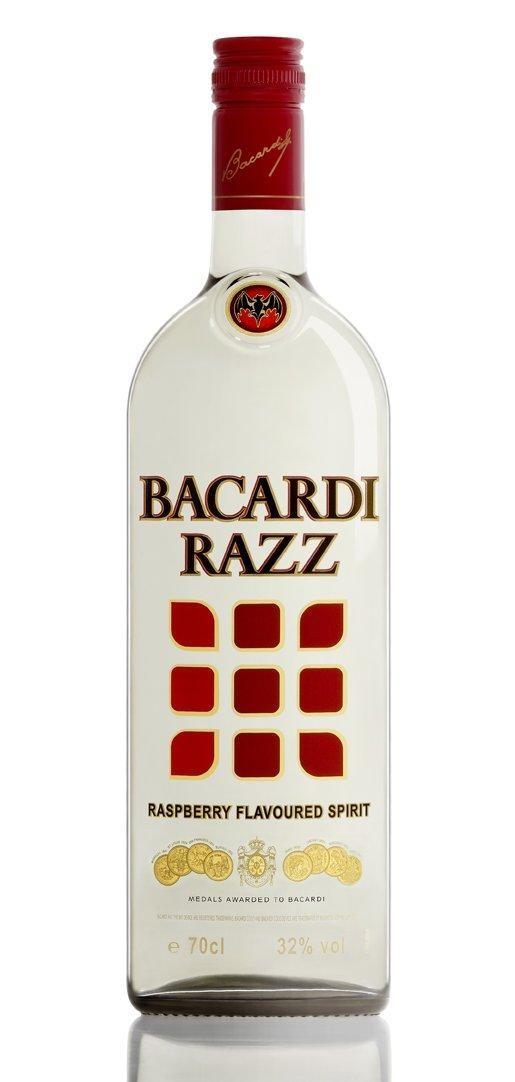Rum Bacardi Razz 1L 32%