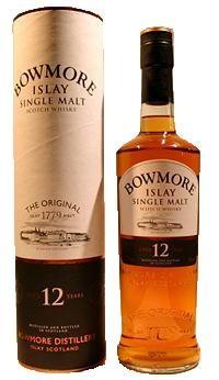 Bowmore 12 Years 70cl 40% Islay Single Malt Scotch Whisky