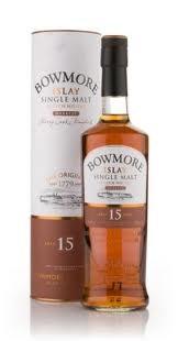 Bowmore 15 Years Sherrywood 70cl 43% Islay Single Malt Scotch Whisky