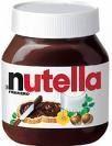 Nutella Hazelnootpasta 750gr Ferrero