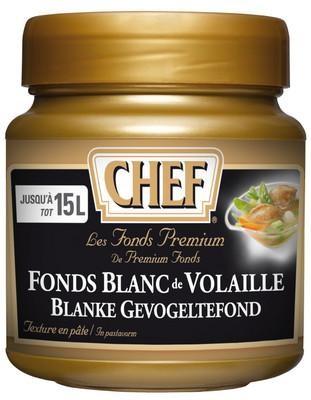 Chef blanke gevogeltefond Premium pasta 630gr Nestlé Professional