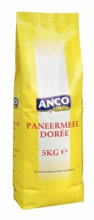 Paneermeel dorée type C 5kg Anco