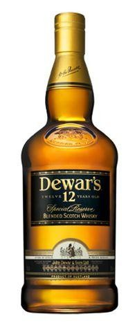 Dewar's 12year whisky 70cl 40% special reserve