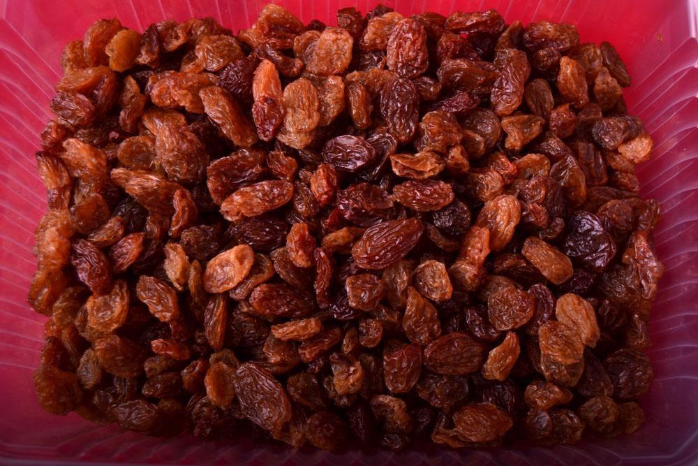Rozijnen naturel donker 1kg